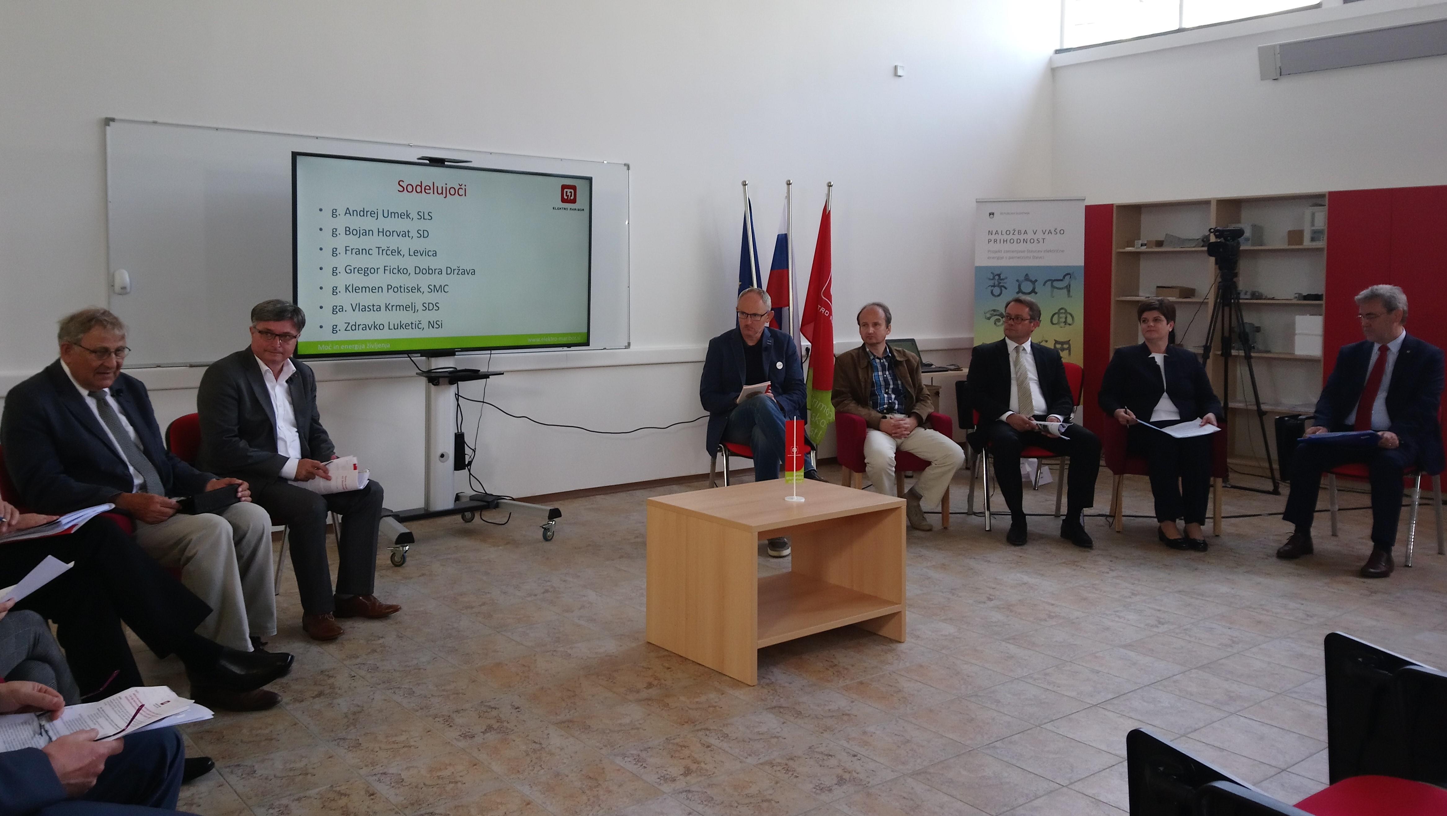 'Energetiko naj v novi vladi vodijo Ficko, Sovič, Mervar in Trček'