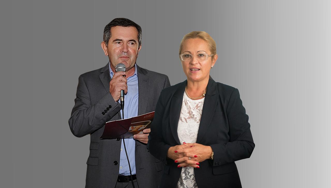 Zakonca Grlić: najmočnejši inšpekcijski par v Sloveniji