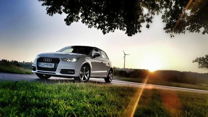 Najmanjši Audi premore kar nekaj stila in šarma