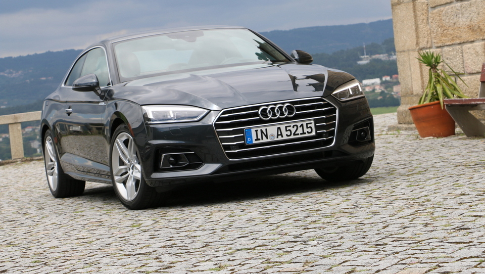 Brezčasni Audijev kupe za sladokusce