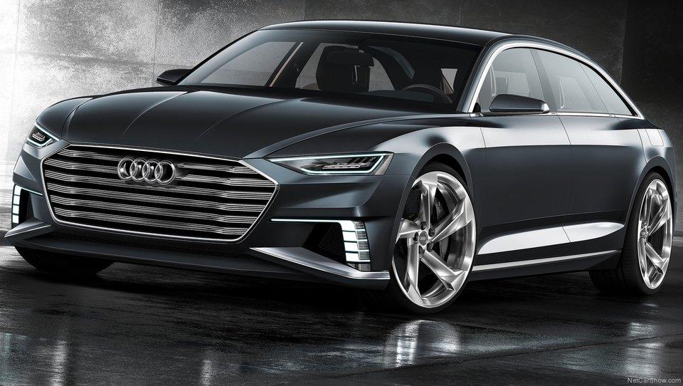 Audi osuplja s karavanom prihodnosti