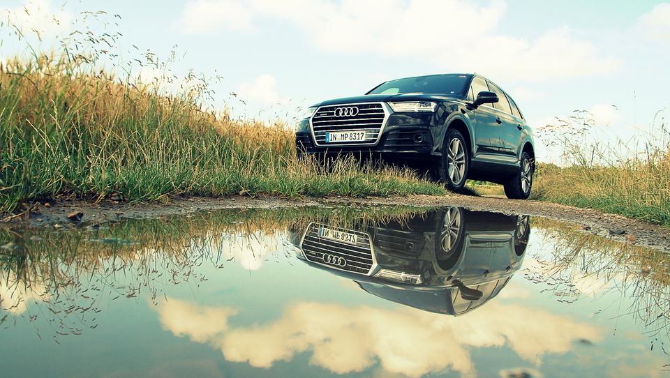 Največji Audi preskočil generacijo