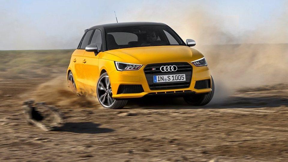 Audi A1 s tremi valji do tržnih in okoljskih številk