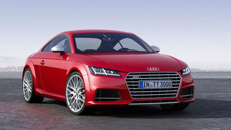 (video) Audi le razkril novega TT