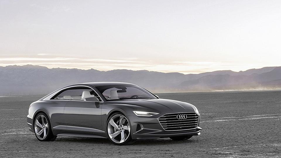 Audi A8 bo vozil sam