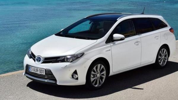Toyota v Evropi prodala rekordno število hibridov