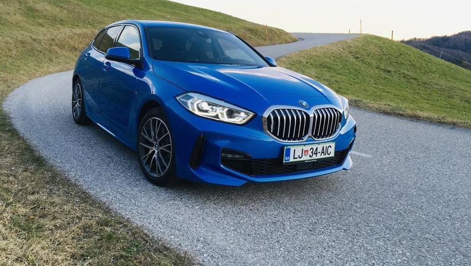Novodobni BMW, ki se je odrekel plesu