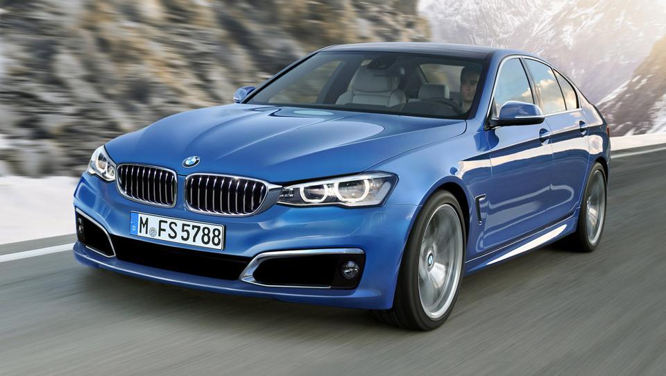 Kakšen bo BMW serije 5 letnika 2016