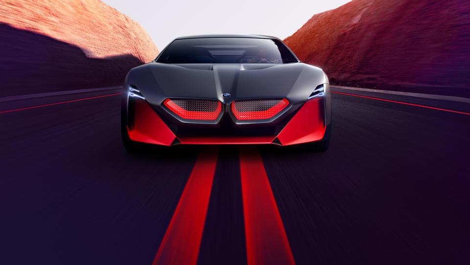 BMW M nove dobe – električen in neavtonomen
