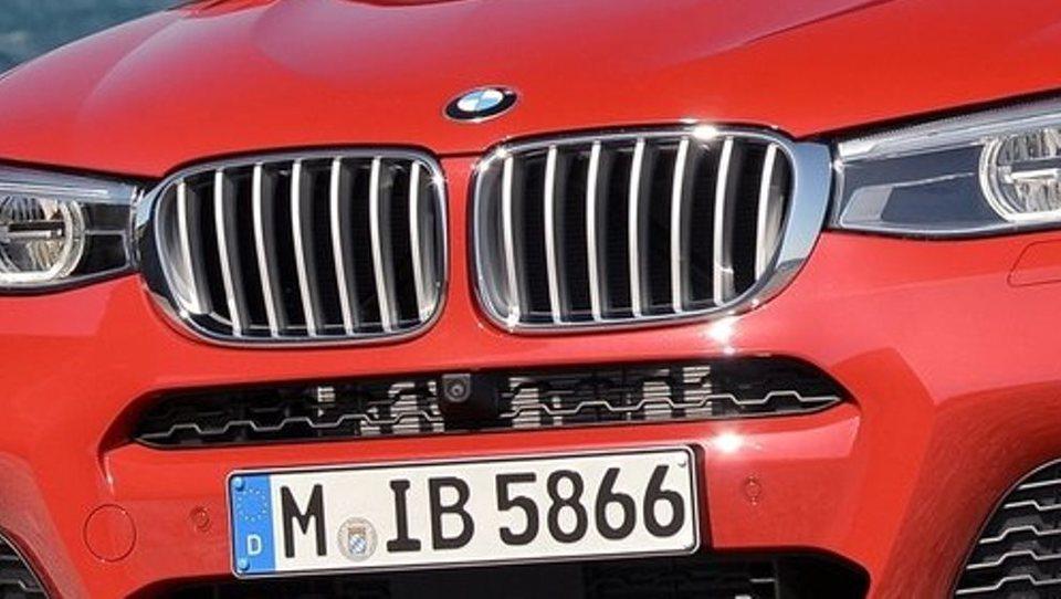 Prihaja BMW X2 - mali kupejevski terenec s prednjim pogonom