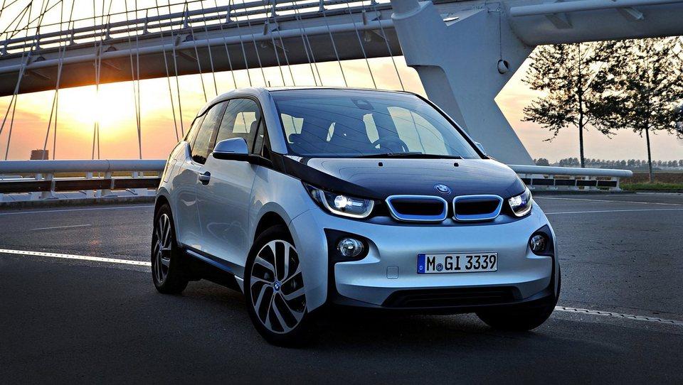 BMW i3 najbolje prodajan električni avto v Nemčiji