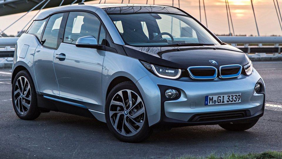 BMW bo odpravil največjo pomanjkljivost električnega i3