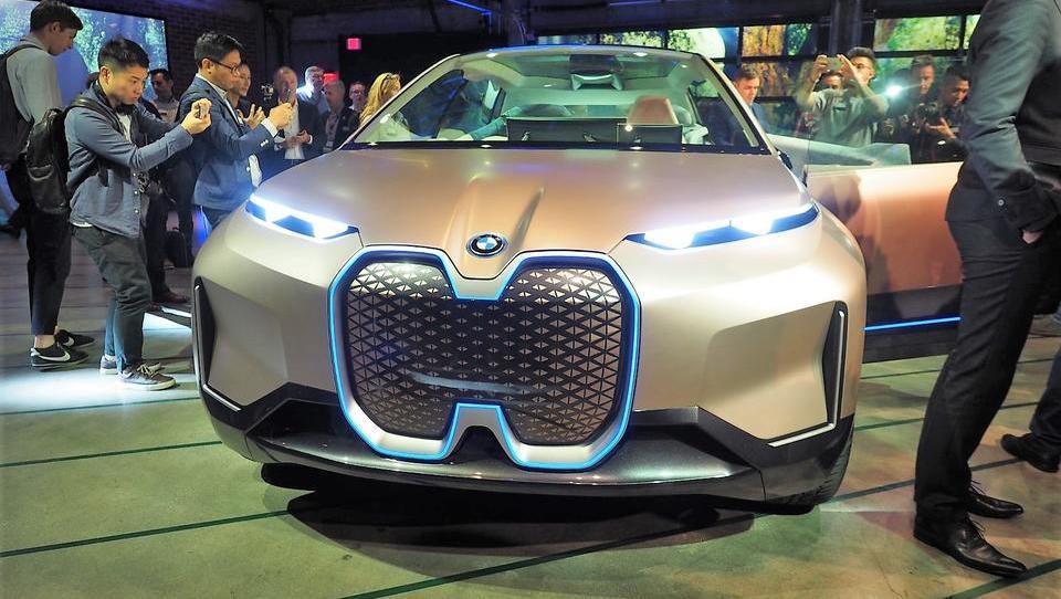 Z razkritja - takšna bo bližnja prihodnost BMW
