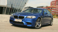 Nova BMW M5 in M6 tudi s štirikolesnim pogonom