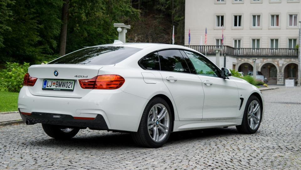 Kitajci in Američani ponesli BMW