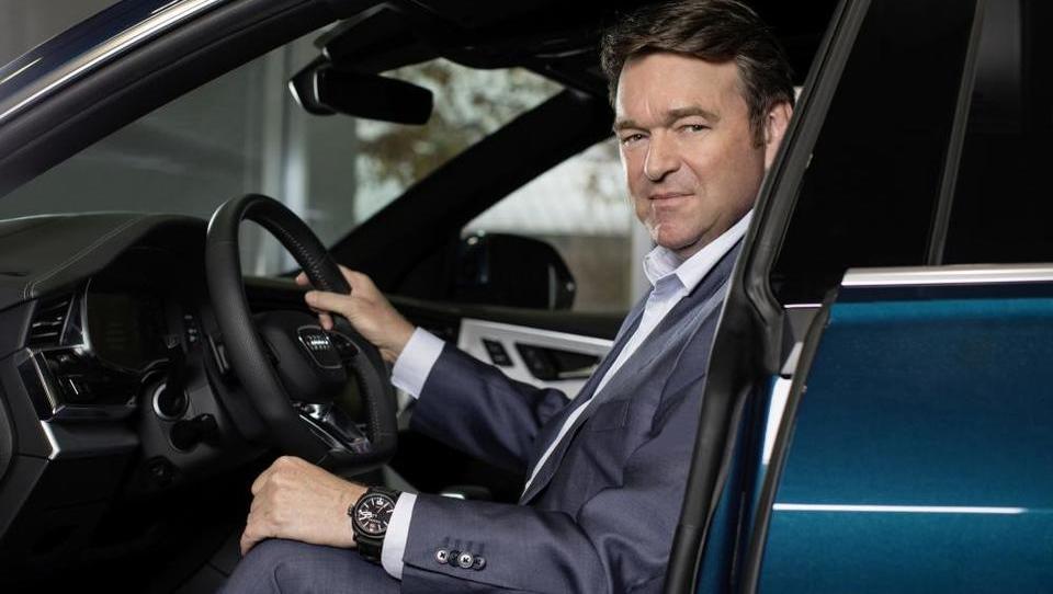 Kazen zaradi dizelskih motorjev sklestila Audijev dobiček