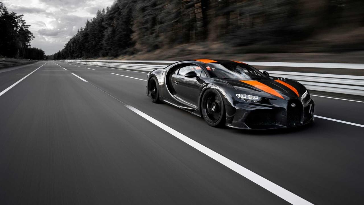 (video) Bugatti naziv najhitrejšega serijskega avta vrnil Volkswagnu