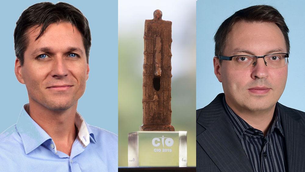 To sta kandidata za nagrado CIO leta 2019