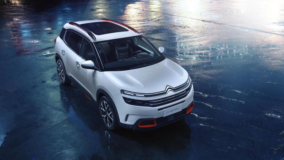 Citroënov SUV, ki so ga vzljubili Kitajci, začenja pohod na evropske ceste