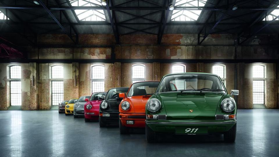 Simbol športnih avtomobilov, s katerim si uresničimo sanje