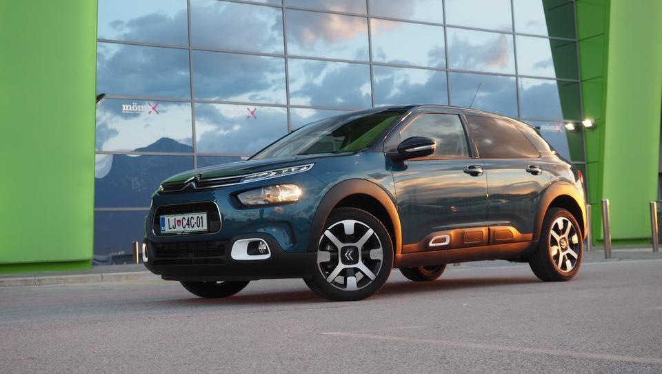 Citroën, ki ignorira klasiko