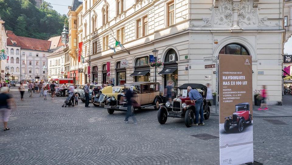 Sto let francoskega kruha in iger ter zaključek v stari Ljubljani