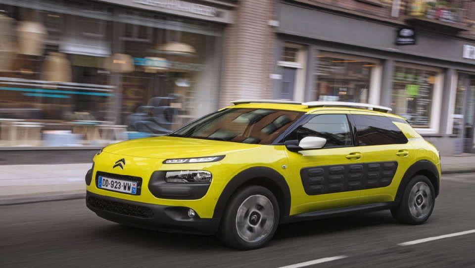 Citroën c4 cactus: nov svet, nove ideje!
