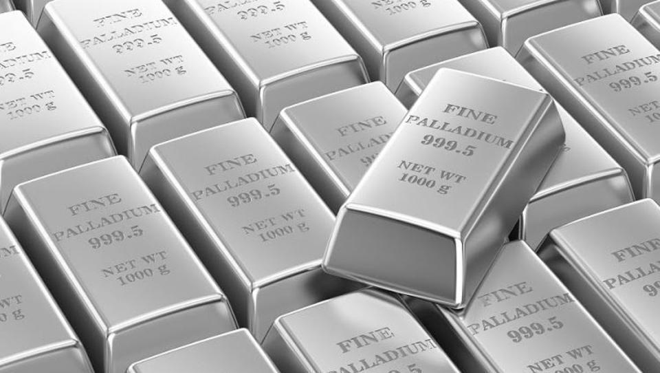 Paladij je dražji od zlata!
