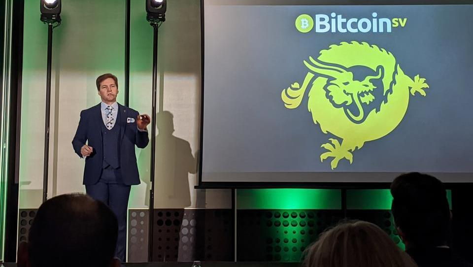 Kaj je v Ljubljani povedal mož, ki se razglaša za pravega očeta Bitcoina