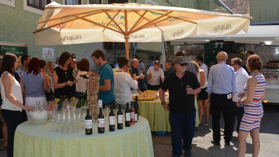 Kako v ZDA prodati slovensko vino