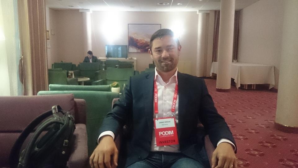 Kaj je Janko Medja delal med start-upi