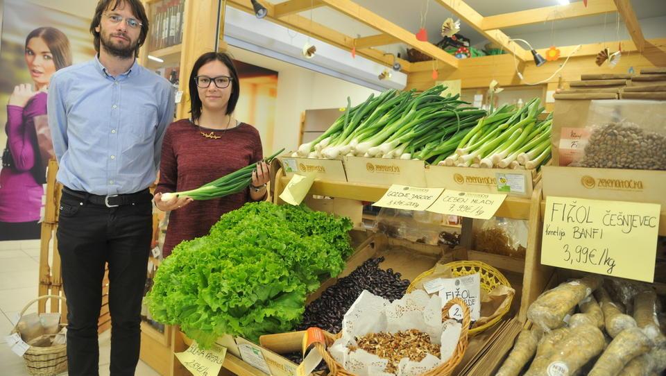 Zelena točka povezuje pomurske kmete s kupci in javnimi ustanovami
