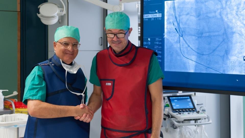 Nova metoda zdravljenja odporne angine pektoris