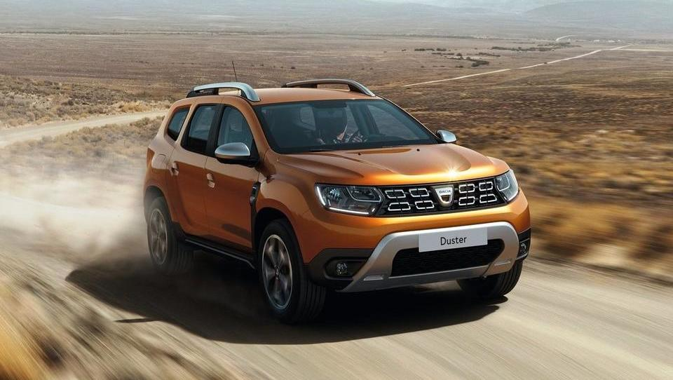 Dacia bo ''prašila'' tudi z novim dusterjem