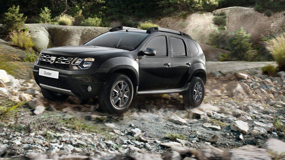 Dacia proizvedla že milijon dusterjev