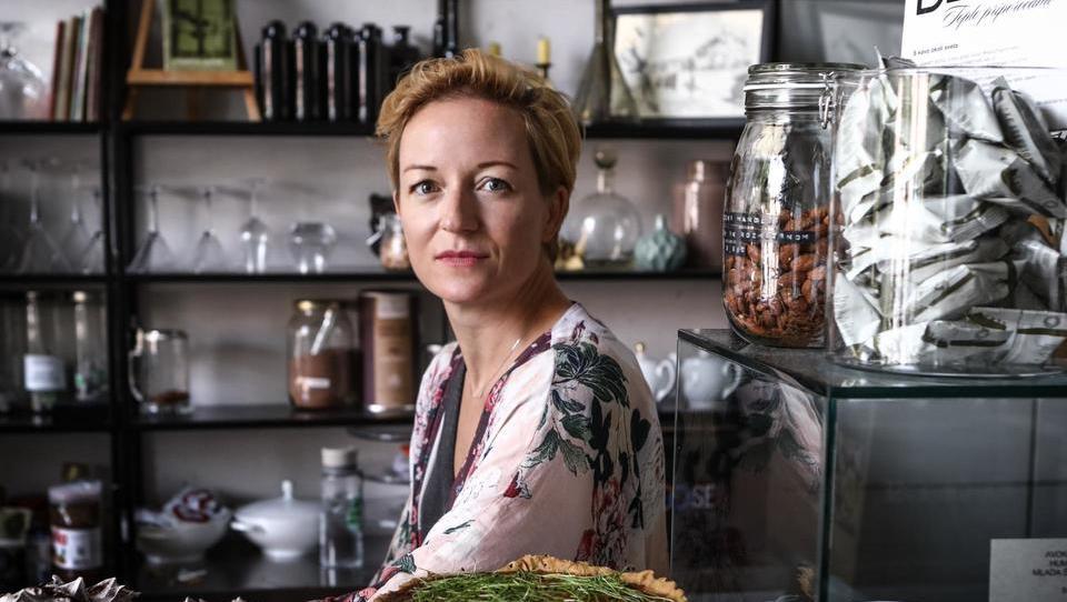 Kulturologinja, ki je naredila posel iz svojega smisla za kuharijo