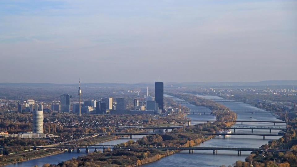 Dunaj želi postati glavno evropsko tehnološko središče, zato hrani zagonska podjetja