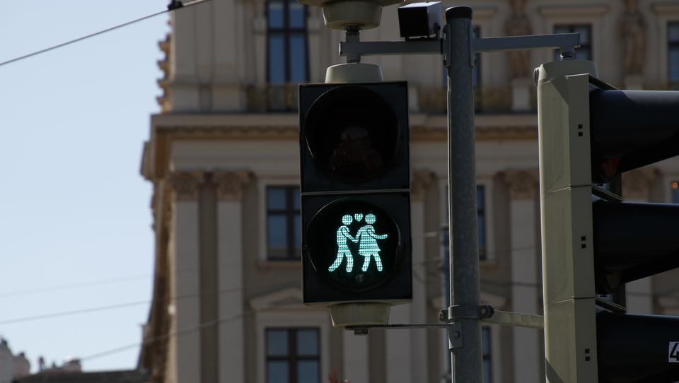 Dunajski semaforji bodo pomagali pri varovanju okolja