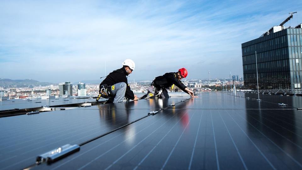 Dunajska energetska revolucija: sto milijonov za sončne elektrarne v blokih
