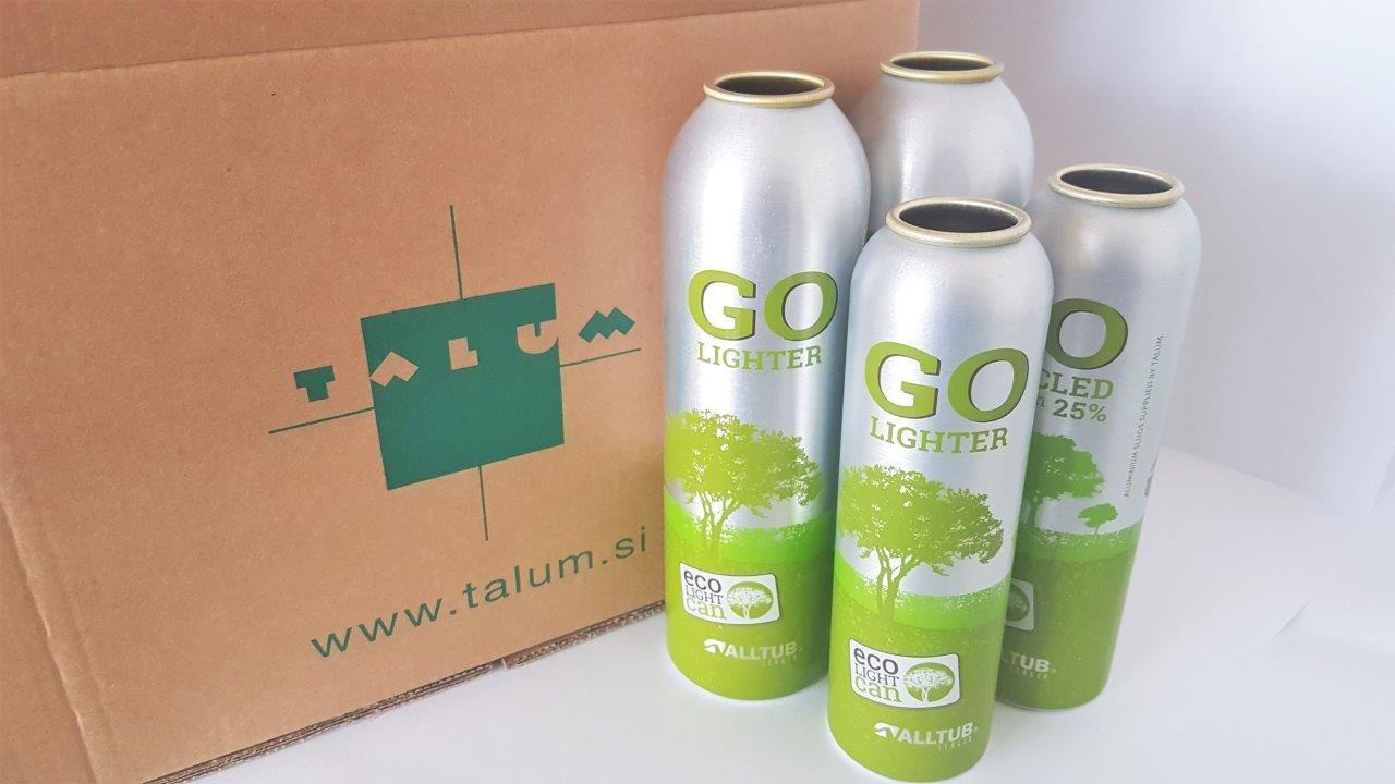 Talum – in Zusammenarbeit mit den Kunden zu CO2-neutralen Produkten