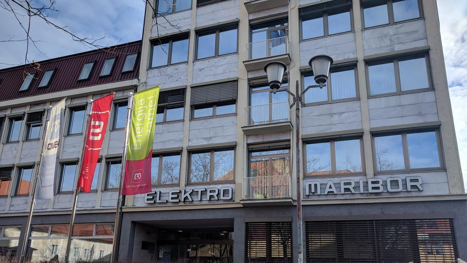Elektro Maribor z rekordno distribucijo električne energije