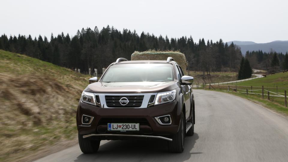 Nissan navara - vsestranska pomoč v vseh razmerah