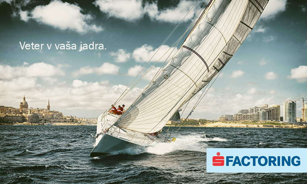 Uživajte v rasti svojega podjetja s S-Factoring d.d.