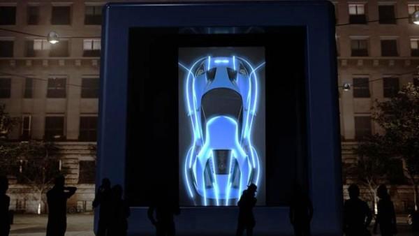 Fordov športni GT navdih za oblikovalce