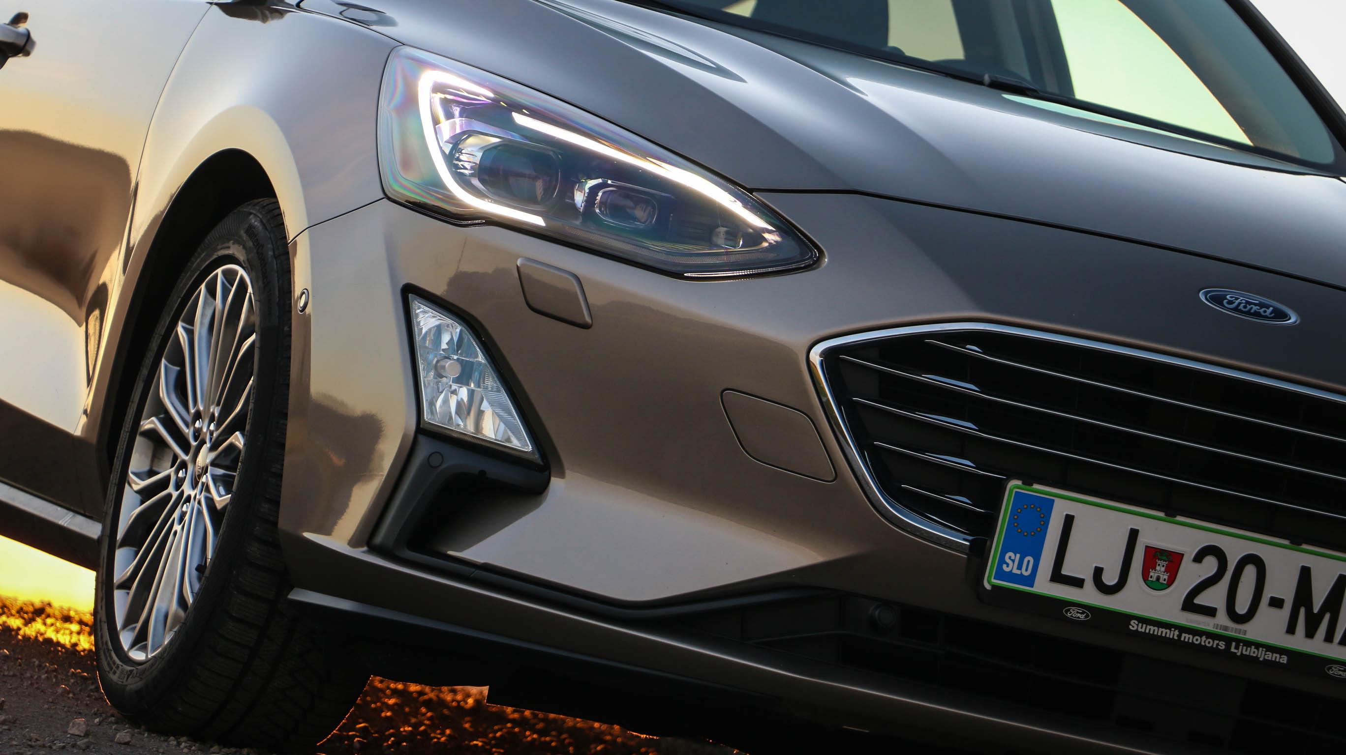 Ford focus z lahkoto do zmage v izboru Slovenski avto leta 2019