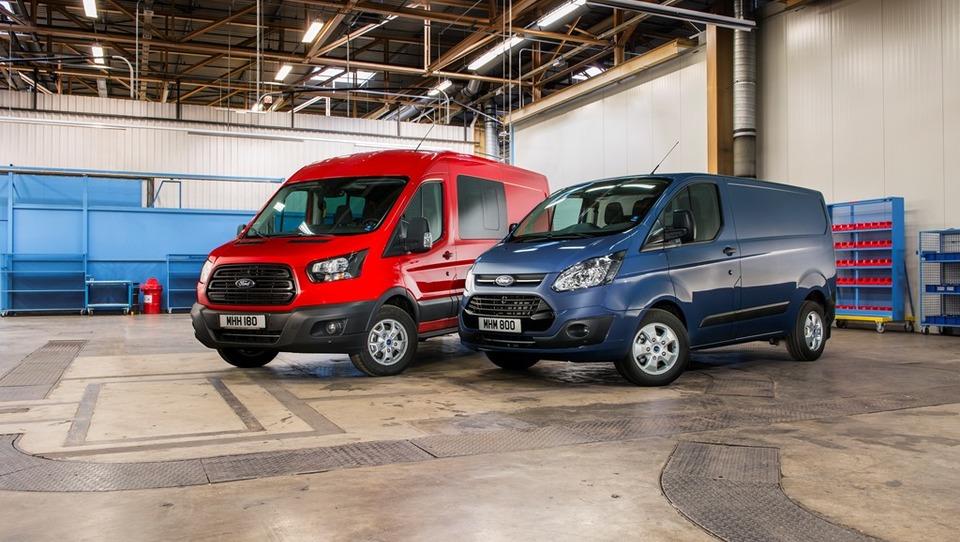 Z dizli še ni konec, Ford stavi na novo družino čistih motorjev EcoBlue