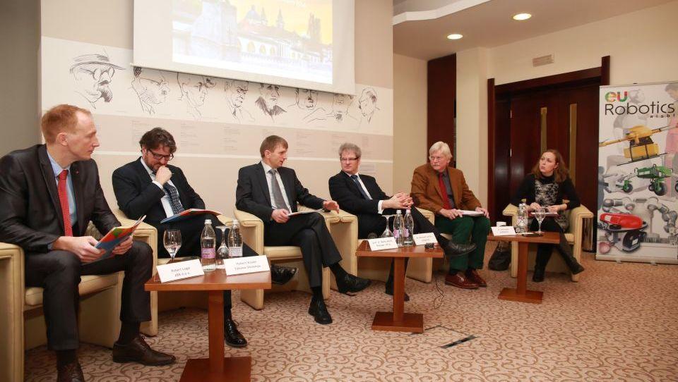 Ljubljana bo gostila Evropski forum robotike