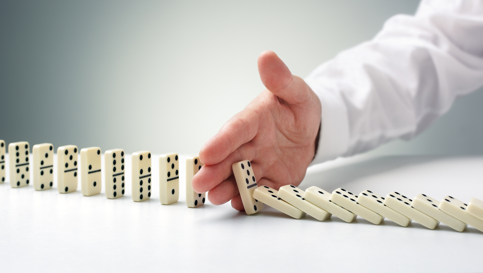 Neplačane zapadle terjatve lahko vodijo v propad podjetja