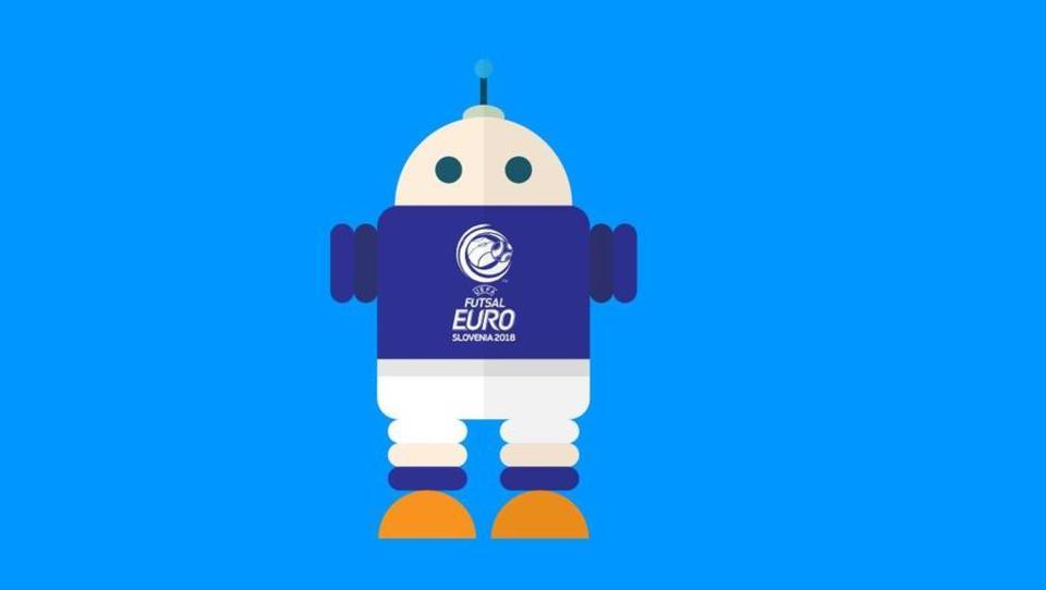 Poznate klepetalne robote? Prvi pod okriljem Uefe bo slovenski