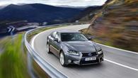 Lexus GS300h: Razkošje je nujno, velika poraba prepovedana